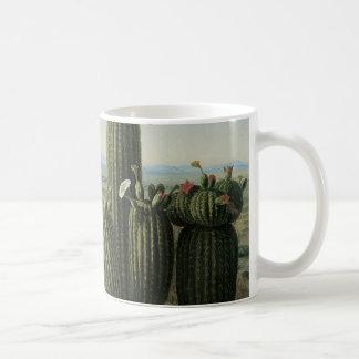 View from Maricopa Mountain Near Rio Gila by Pratt Coffee Mug