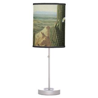 View from Maricopa Mountain Near Rio Gila by Pratt Table Lamp