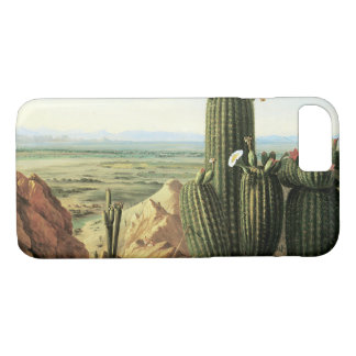 View from Maricopa Mountain near the River Gila Case-Mate iPhone Case