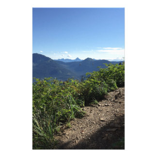 View from Mount Juneau Stationery