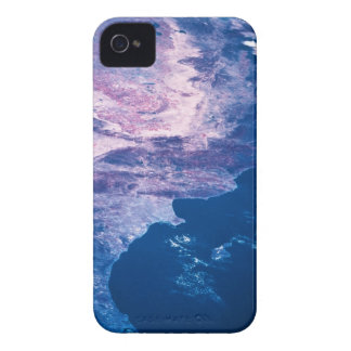 View from Space 3 iPhone 4 Cases