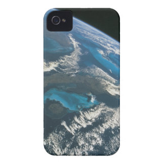 View from Space 4 Case-Mate iPhone 4 Cases