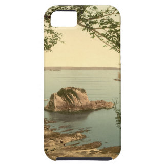 View from Tenby, Pembrokeshire, Wales iPhone 5 Case