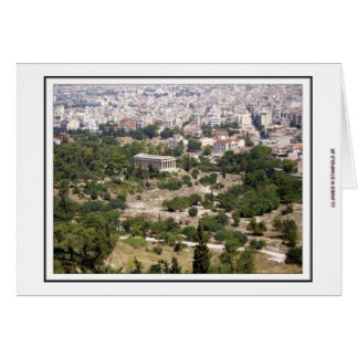 View from the Acropolis Card