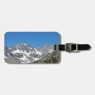 View from the Blue Lakes-Monte Cristo Gulch Trail Luggage Tag