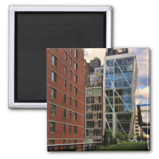 View From the High Line Park: HL23 Magnet