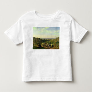 View from the Hilltops of Suresnes Toddler T-shirt