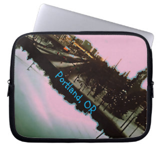 View From the Max Laptop Sleeve