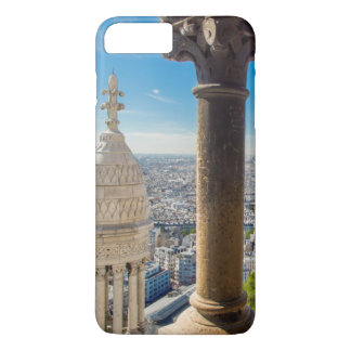 View from the top of Basilique du Sacre Coeur iPhone 7 Plus Case