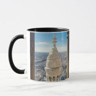 View from the top of Basilique du Sacre Coeur Mug
