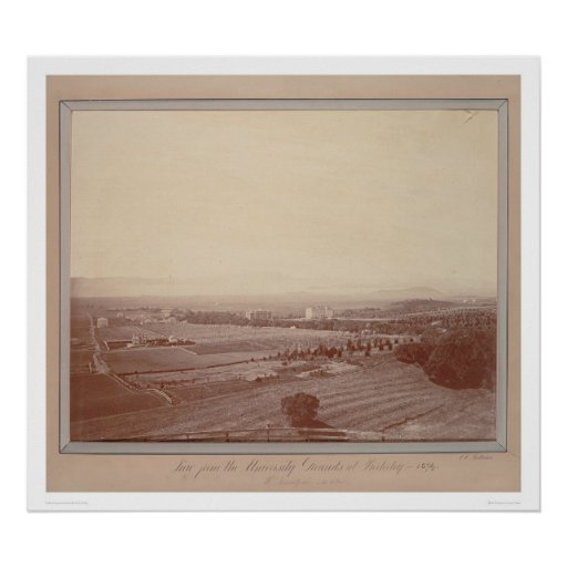 View from the University ground... (1338) Print