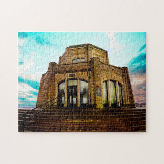 View House Portland Oregon. Jigsaw Puzzle