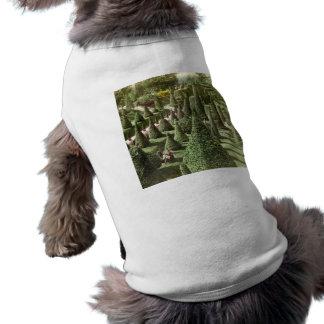 View in Mr. Hunnewell's Grounds, Wellesley, Mass Pet T Shirt
