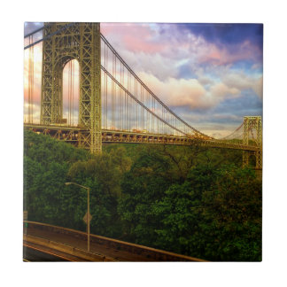 View looking South - West from Manhattan Ceramic Tile