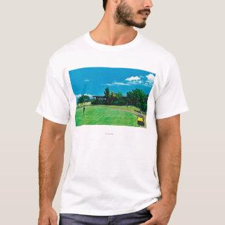 View of a Green at the Royal Kaanapali Golf T-Shirt