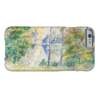 View of a Park by Pierre-Auguste Renoir Barely There iPhone 6 Case