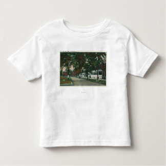 View of a US Military Camp Toddler T-shirt