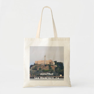 view of Alcatraz Tote Bag
