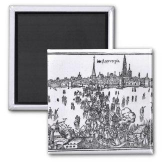 View of Antwerp Magnet