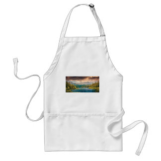 view of beauty and wonder standard apron