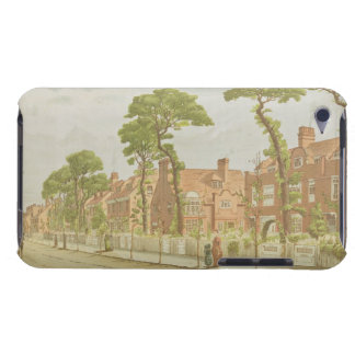View of Bedford Park, 1882 (colour litho) Case-Mate iPod Touch Case