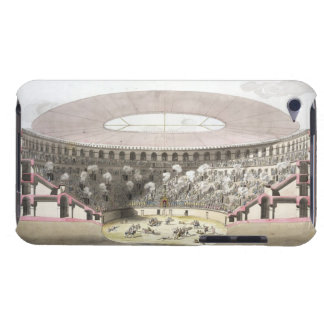 View of Caesar's Amphitheatre (colour litho) iPod Touch Case