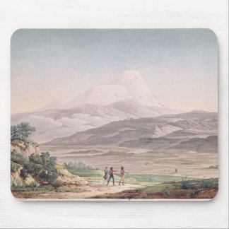 View of Cajambe Mouse Pad