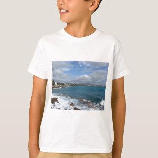 View of Castiglioncello coast near Livorno city T-Shirt