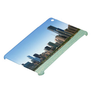 View of Chicago skyline by Lake Michigan iPad Mini Covers