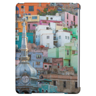 View of city buildings iPad air case