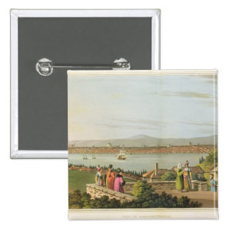 View of Constantinople, plate 1 from 'Views in the Pins