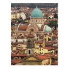View of Florence, Italy from Piazza Postcard