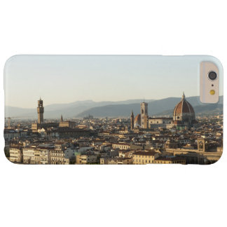 view of florence with Arno River, Duomo, Ponte Barely There iPhone 6 Plus Case