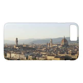 view of florence with Arno River, Duomo, Ponte iPhone 8 Plus/7 Plus Case