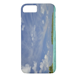 View of Funadoo Island from Funadovilligilli 3 iPhone 7 Case