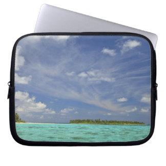View of Funadoo Island from Funadovilligilli 3 Laptop Sleeve