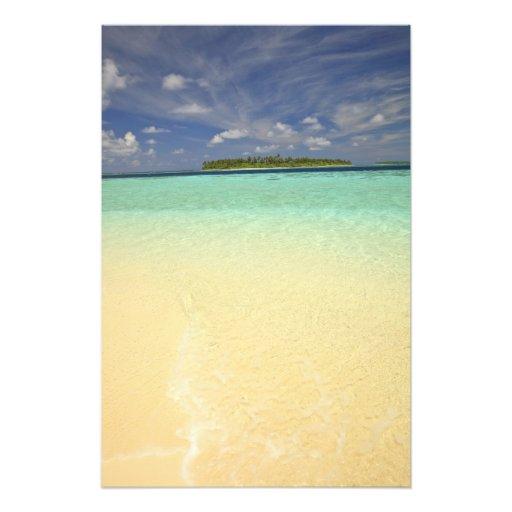 View of Funadoo Island from Funadovilligilli Art Photo