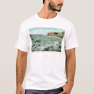 View of Golden Gate and Fort Point T-Shirt