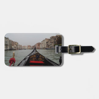 View Of Grand Canal From A Gondola Luggage Tag