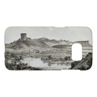 View of Green River, Wyoming Territory (1875) Samsung Galaxy S7 Case