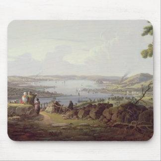 View of Greenock, Scotland Mouse Pad