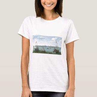 View of Hoorn: Hendrick Cornelisz Vroom T-Shirt