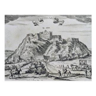 View of Lhasa, capital of Tibet Postcard