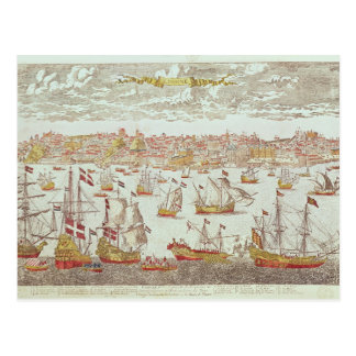 View of Lisbon Postcard