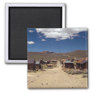 View of Main Street, Bodie, California Magnet