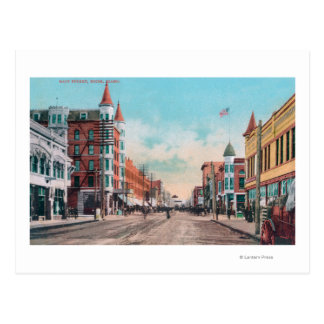 View of Main StreetBoise, ID Postcard
