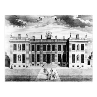 View of Marlborough House in Pall Mall Postcard