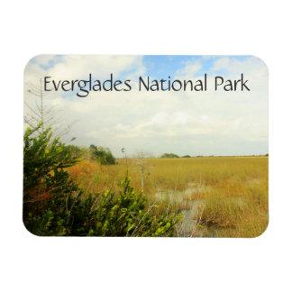 View of Marsh, Everglades National Park, Florida Magnet