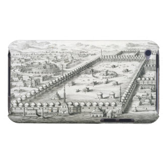 View of Mecca, from 'Entwurf einer historischen Ar Barely There iPod Cover