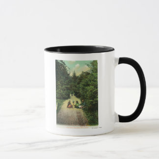 View of Natives in the Indian River Park Mug